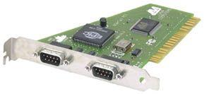 Mercury PCI Cards 2 port