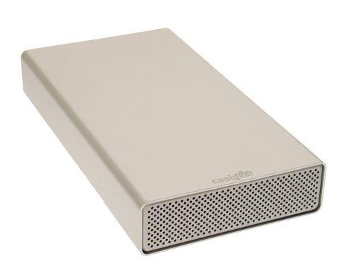 3.5 FireWire 1394a and USB 2.0 Aluminum External Enclosure