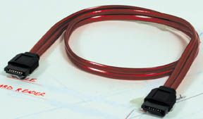 MH IDE SATA150 Serial Cable 1 device, 19in