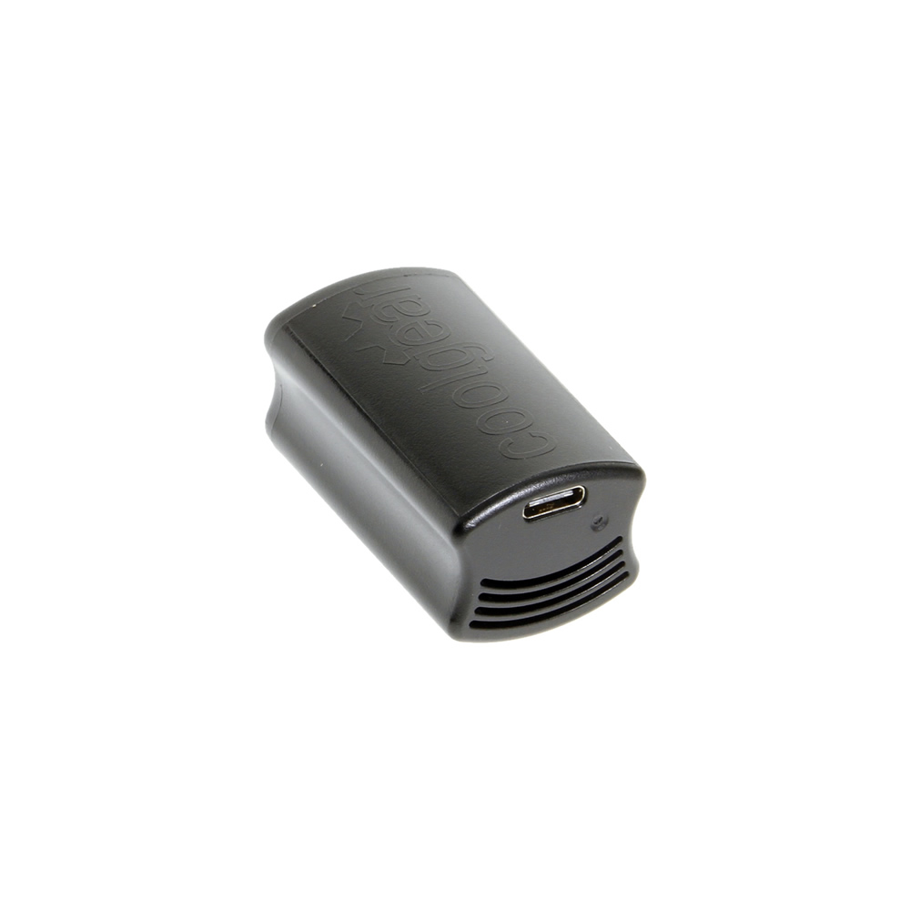 35W DC to USB-PD Black Power Pod Adapter for Power Delivery 2.1MM Jack