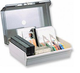 MH Multimedia Storage Box