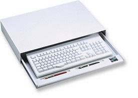 MH Keyboard Drawer Desktop, 14x22x4
