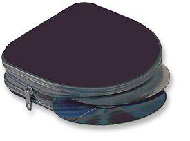 CD Carry Case 24 CD Capacity/Black