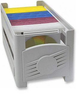 MH CD Storage Rack