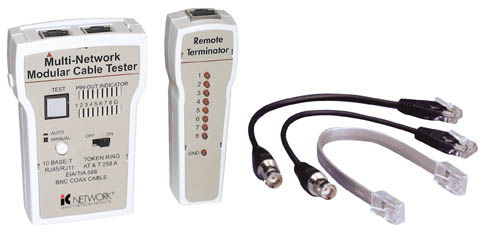Intellinet Professional Network Cable Tester
