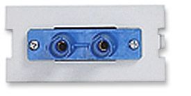 ICN Wall Plate System Dual ST Module
