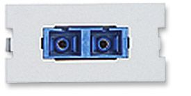 ICN Wall Plate System Dual SC Module