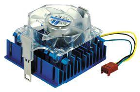 Manhattan CPU Cooling Fans