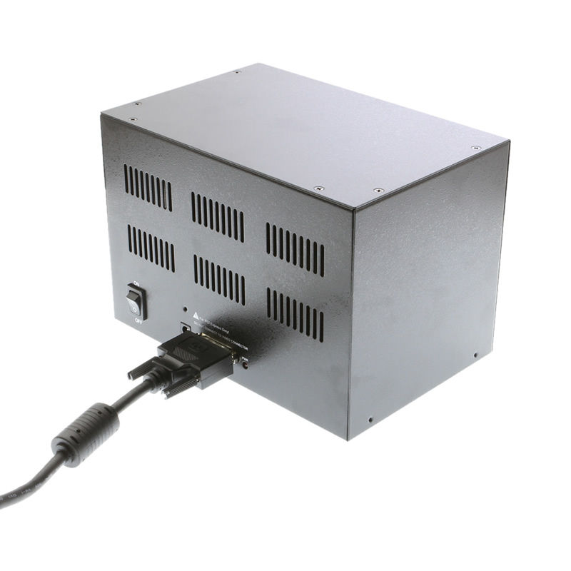 PCIe to PCIx2 and PCIex2 Slot Expansion Box