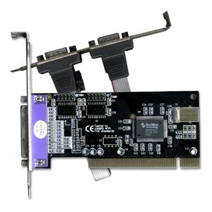 PCI Multi-I/O Expansion Card with 1 Parallel Port & 2 serial