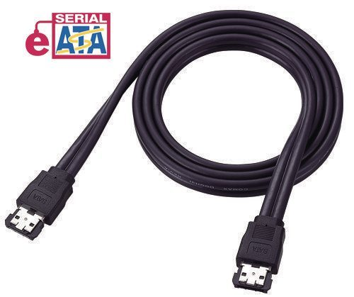 6ft. eSATA Shielded External Cable for SATA II Enclosures