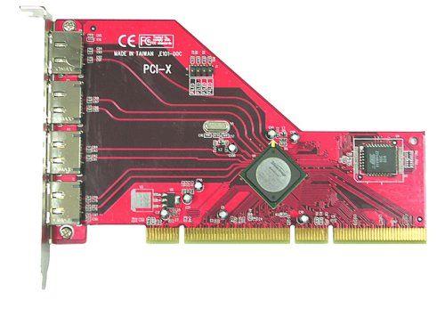 SATA II -3Gbps RAID External 4Ports 64bits PCI-X Host