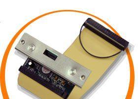 Serial ATA to Parallel ATA Bridge Board (scsi enclosure mount)