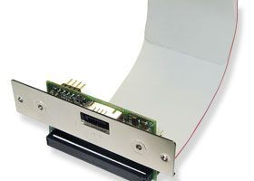 SATA-IDE03-S is a Serial ATA to Parallel ATA Bridge Board(scsi enclosure mount)