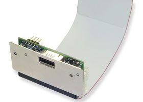 SATA-IDE03-S is a Serial ATA to Parallel ATA Bridge Board(scsi enclosure mount)