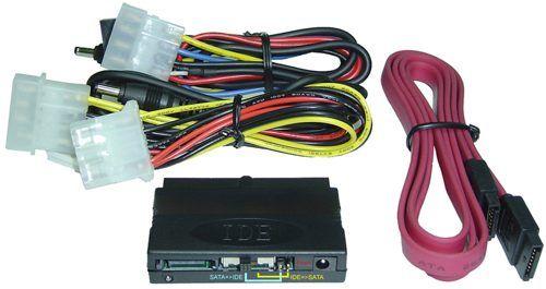 SATA <==> IDE Converter Mini SATA to IDE or IDE to SATA Selectable Adapter