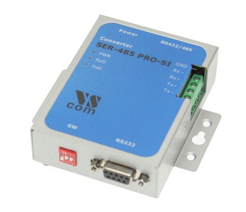 Industrial Quality Optical Isolated RS-232 to RS-422/485 Converter