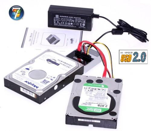 SATA Drive Cloning Hardware Solution, Simple and Fast SATA to SATA HDD/SSD Sector Copy Device