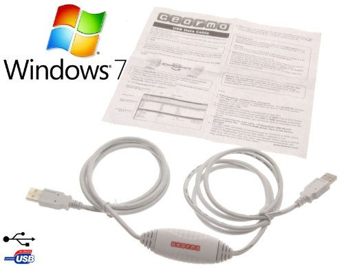 USB 2.0 Driverless Windows Data Transfer Cable