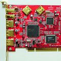 ST-200 Serial ATA + USB 2.0 + 1394a 3-In-1 9 Port PCI Host