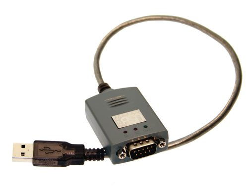 MCT U232-P9 DB-9 Serial  Adapter High Speed 230K USB SERIAL RS-232