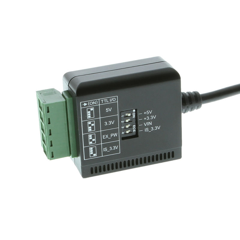 USB to RS232 Isolated TTL | CMOS Adapter Cable with TB