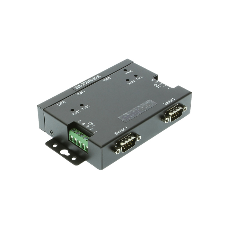 2 Port USB to RS-422 /485 Optical Isolated Adapter