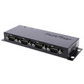 SerialGear USB to serial 4 Port DB-9 RS-232 Adapter with FTDI Chip