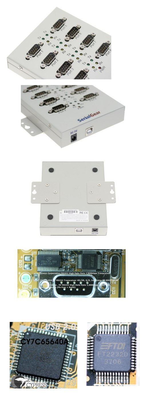 serial to usb adapter