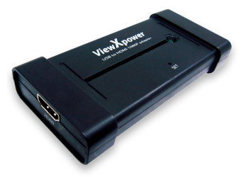USB to HDMI Converter HDTV Solution for MAC/XP/Vista/Windows 7