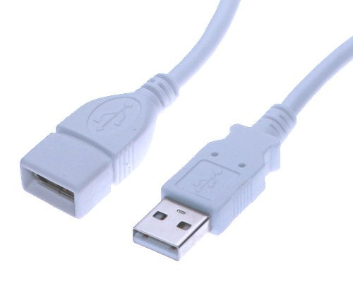USB 2.0 Extension Cable USB A female to A male