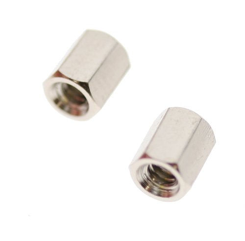 Gender Changer Compatible Double Sided Entry Nuts 10pcs.