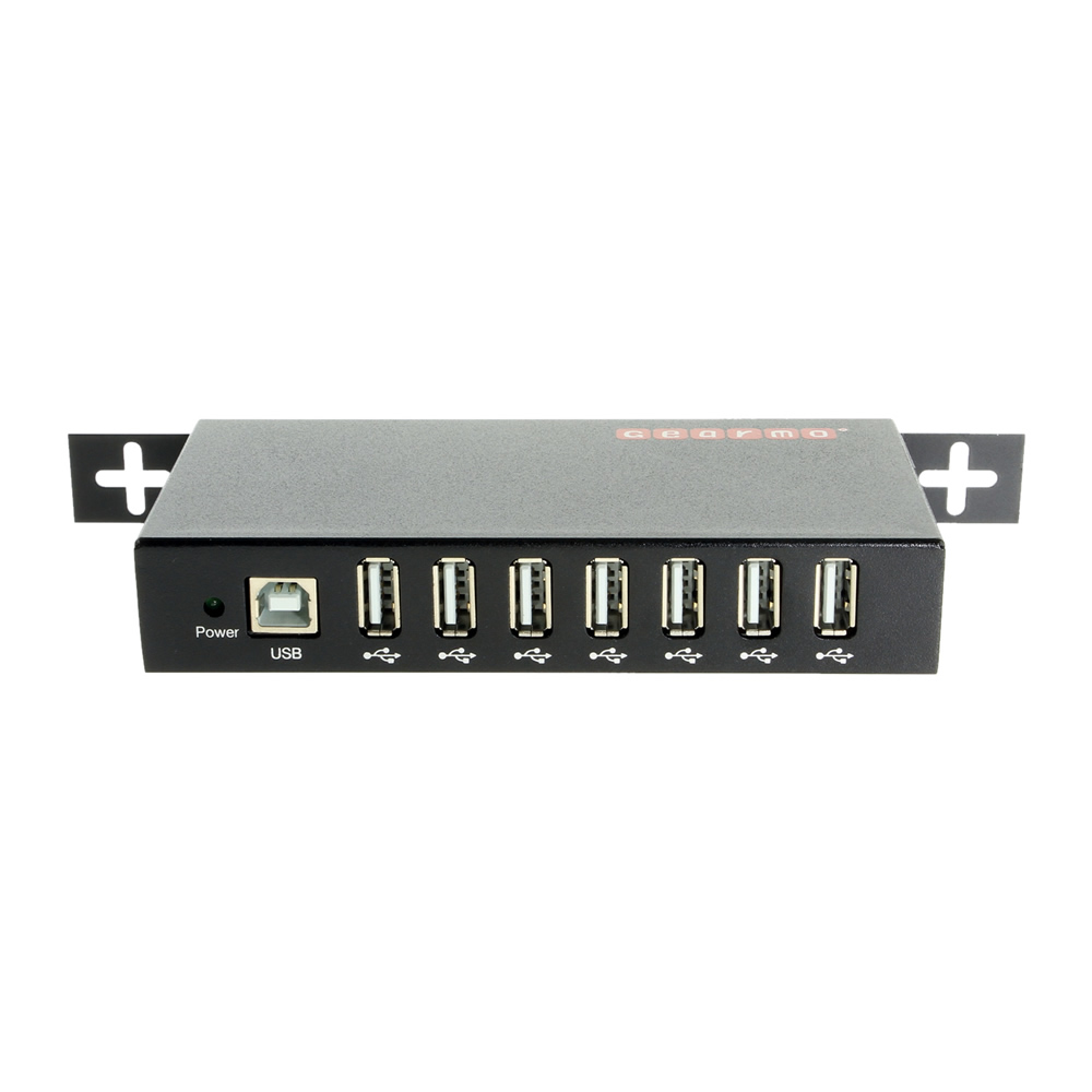 Gearmo USB 2.0 Over IP Device Server Network TCP//IP Share Any USB Device Over TCP//IP Network