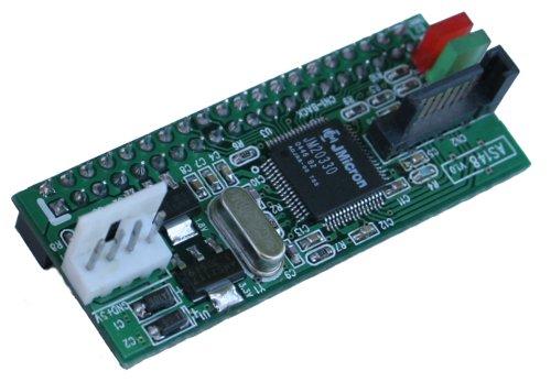 IDE Hard Drive to SATA Port Adapter , IDE to SATA Converter