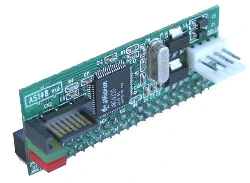 IDE Hard Drive to SATA Port Adapter