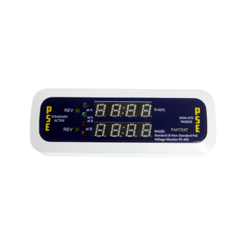 PoE Voltage Monitor for STD PoE and Non-STD PoE