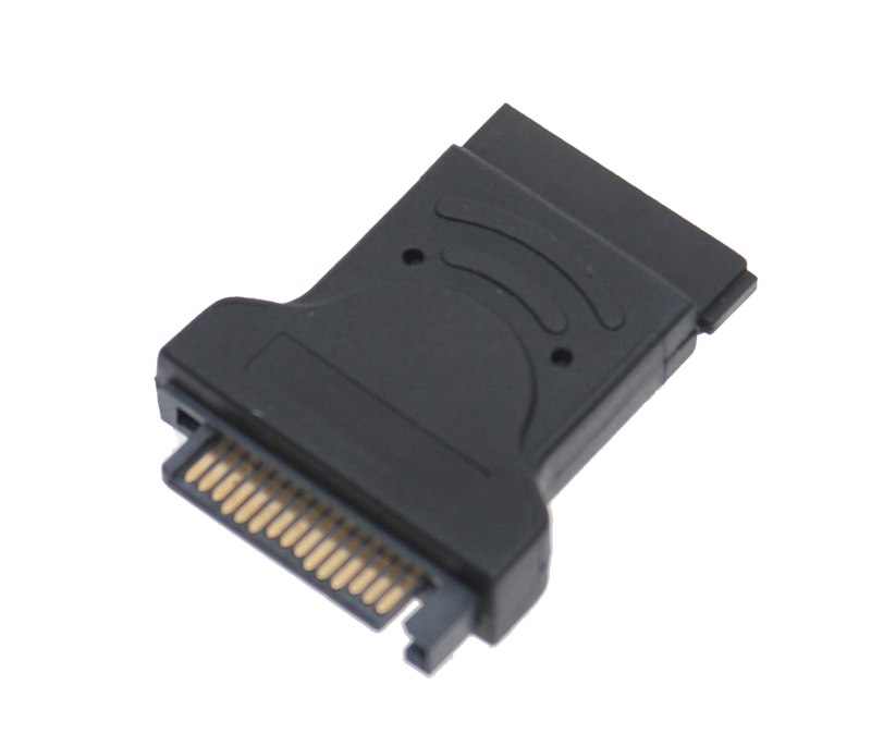 SATA Power Extender Female to Male