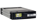 5.25-inch Serial ATA Removable Black IDE Hard Drive Enclosure