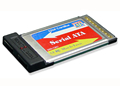 2-port Serial ATA (1.5Gbps) to CardBus PC Card