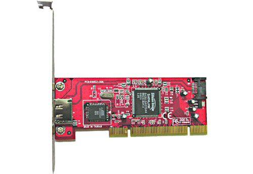 eSATA Port SATA I 150 1+1 Port PCI Adapter
